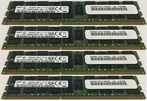 64GB 4x 16GB SAMSUNG ORIGINAL 1866MHz DDR3  Memory for Late 2013 APPLE Mac Pro