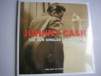 JOHNNY CASH The Sun Singles Collection UK 2 x LP 2014 new mint sealed 180g vinyl