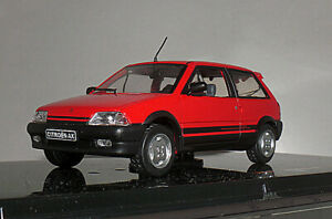 iXO 1/43 Citroen AX GTi 1991 Red CLC222