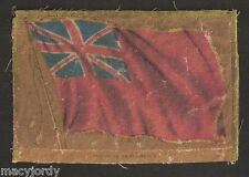 S140 Tobacco Silk Premium - Oil Cloth - British Red Ensign Merchant Navy Flag
