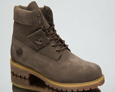 Timberland 6 Inch Premium Waterproof Boots Men's New Lifestyle Shoes Olive A1U8V