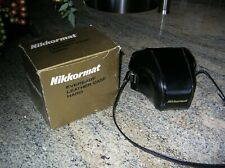 Nikon Nikkormat Hard Eveready black leather case