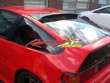 Rear Roof Visor for 88-91 Honda CRX 2D Rear Visors SG-Ho54
