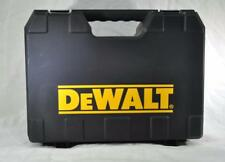Dewalt 12V Compact Drill Driver CASE ONLY DCD910KX FAST SHIP!
