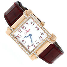 Corum Antika 18K Rose Gold Original Diamond Bezel Limited Edition Ladies Watch