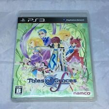 Tales of Graces f Playstation 3 Japanese Import PS3 Japan JP NA Seller