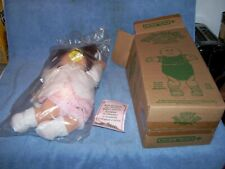New 1984 Coleco Cabbage Patch Kids Doll  White Clothing Rare Cardboard Box 3701