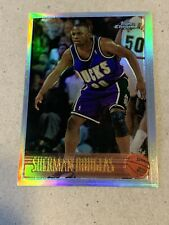 1996-97 Topps Chrome REFRACTOR Sherman Douglas #94 NM-MT