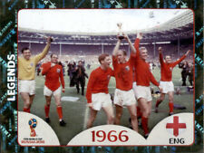 Panini WM 2018 World Cup Russia - Sticker 677 - England - FIFA World Cup Legends