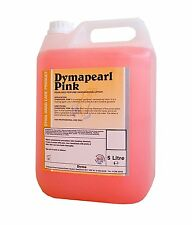 Dymapearl Pink Hand Soap Perfumed Hand washing Lotion 5 L FREE NEXT DAY DELIVERY