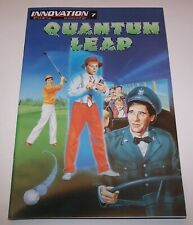 Vintage 1991 Quantum Leap #7 Innovation Comic Book
