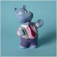 Ü-Ei Figur Variante - Willy Warmluft (Krawatte violett) Happy Hippo Company 1994