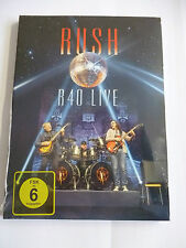 RUSH - R40 LIVE - Blu-Ray Neu