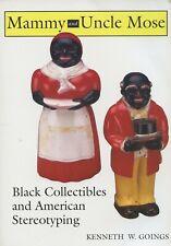 Black Americana Collectibles - Art Toys Postcards Ceramics Etc. / Scarce Book