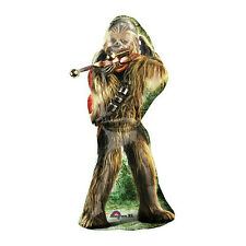 Star Wars Party Supplies Chewbacca Super Shape Foil Balloon Anagram Licensed