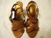 Rampage Women Sandals Shoes Pump Heels Size 6