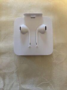 Apple Earphones - New - Unused
