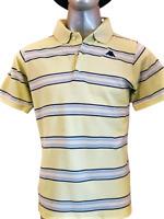 Kappa Vintage Polo Shirt  Mens  Medium M  Lime Green  Cotton  Retro Casual