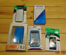 GECKO IPHONE 3G 5 5S SE MIRROR CLEAR ANTI THEFT CASE SCREEN GUARD PROTECTOR IPOD