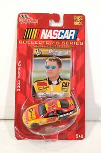 Racing Champions NASCAR 2003 Preview Ward Burton 1:64 Die Cast Dodge CAT #22