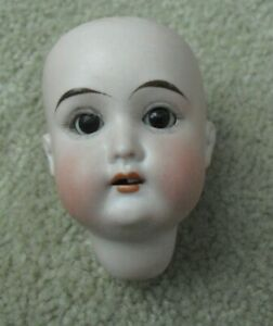 """Antique 1920s Magestic Germany 22 0 Baby Boy Girl Head 3 1/4"""" Tall"""