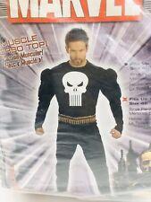 Marvel Punisher Muscle Shirt Adult Costume
