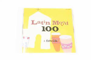 LATIN MOOD 100 CIELITO LINDO 4 JAPAN CD A14463