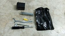 09 Vespa GTV 250 GTV250 Scooter tool kit set bag