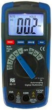 RS Pro RS14 Digital Multimeter, 10A ac 600V ac 10A dc 600V dc - New in Box