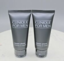 Clinique for Men Cream Shave Rasiercreme 2 x 60 ml