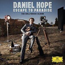 Daniel Hope - Escape To Paradise - The Hollywood Album [CD]