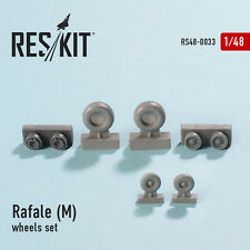 Reskit - 48-0033 - Rafale M (wheels set) - 1:48