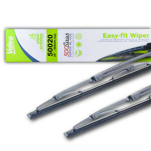 "NEW OEM WIPER BLADE PAIR 20"" FITS CHEVROLET BLAZER 95-05 CORVETTE 84-96 92057198"