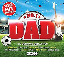 Various-Ultimate Dad CD NEW