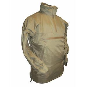 BRITISH ARMY BUFFALO Thermal Combat Smock Jacket Olive Green Norgi Fleece Lined