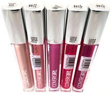 (5) Covergirl Colorlicious Lip Gloss New & Unused Unique Colors No Repeats