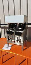 Curtis G3 Gemini Intellifresh Twin 15 Gallon Satellite Coffee Brewer