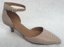 Kitten Heel 100% Leather Animal Print Heels for Women