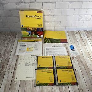 Rosetta Stone Spanish (Latin America) Version 3 Level 1, 2, 3+Audio Companion CD