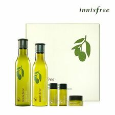 Innisfree Olive Real Skin Special Care Set Moisture Watery Korean Skincare