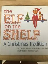 The Elf on the Shelf  ~ BOOK ONLY!~ *BOY ELF*