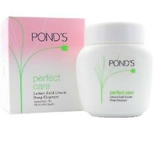 Pond's Perfect Care Lemon Cold Cream Ponds Face Cleanser Cream 60 ml Free Shippi