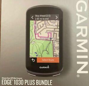 Garmin Edge 1030 PLUS BUNDLE NEU