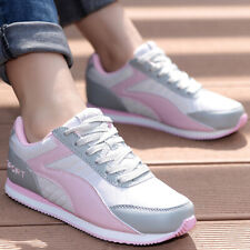 Womens Running Walking Sports Shoes Trainers Fitness Gym Casual Lace up Sneakers