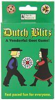 Dutch Blitz - A Vonderful Goot Game! Card Game