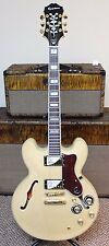 Epiphone Sheraton-II Pro Natural Finish, 100% MINT! sheraton-2, FREE S&H IN US48