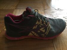 Reebok Crossfit Gray And Pink Tennis Shoes Women's Size 7