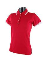 CHERVO Golf Damen Poloshirt Polo Hemd DRYMATIC Anguela rot 846 neu