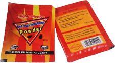 """Insecticide surpuissant en poudre contre les punaises de lit """"Bed Bugs Powder"""""""