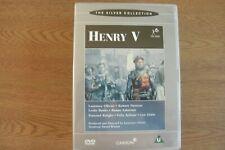 Henry V (DVD) . FREE UK P+P ....................................................